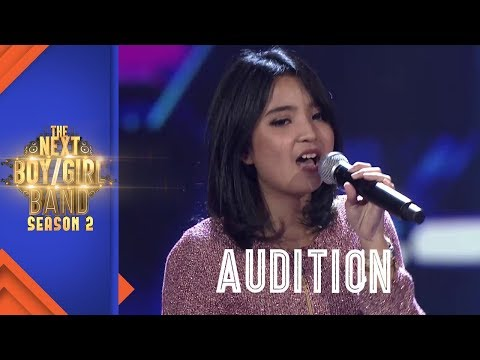 "Shelby Anneshavira Aditya ""Bang Bang"" I Singing Audition I The Next Boy/Girl Band S2 GTV"