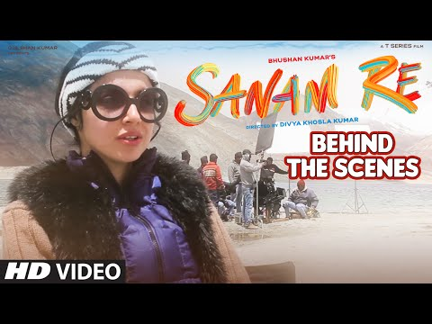 SANAM RE Trailer Making   Pulkit Samrat, Yami Gautam, Urvashi Rautela   Divya Khosla Kumar