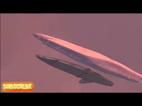 REAL UFO ALIEN SHIP ON VIDEO!?