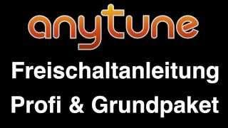 Anytune iOS Profi/Grundpaket freischalten  ▷ Gitarre Bass Klavier...alle Instrumente spielen lernen, ios 9, ios, iphone, ios 9 ra mat