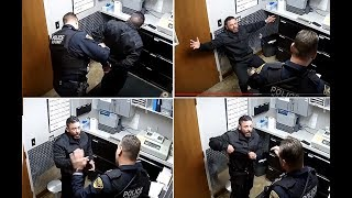 Video Intoxicated SWAT Detective ARRESTED (with machine-gun and tactical gear) MP3, 3GP, MP4, WEBM, AVI, FLV Januari 2019