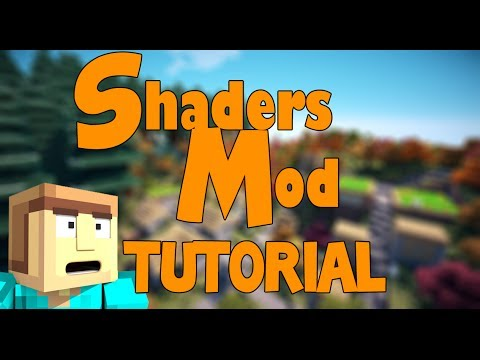 Minecraft: Shaders Mod + OptiFine 1.7.5/1.7.9 - Tutorial + Download [EASY] (видео)