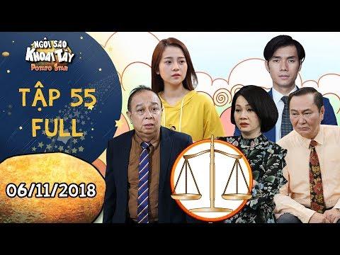 Ngôi sao khoai tây|tập 55 full: Song Nghi, Đàm Bang trở thành nghi phạm trong tai nạn của Khánh Toàn - Thời lượng: 32 phút.