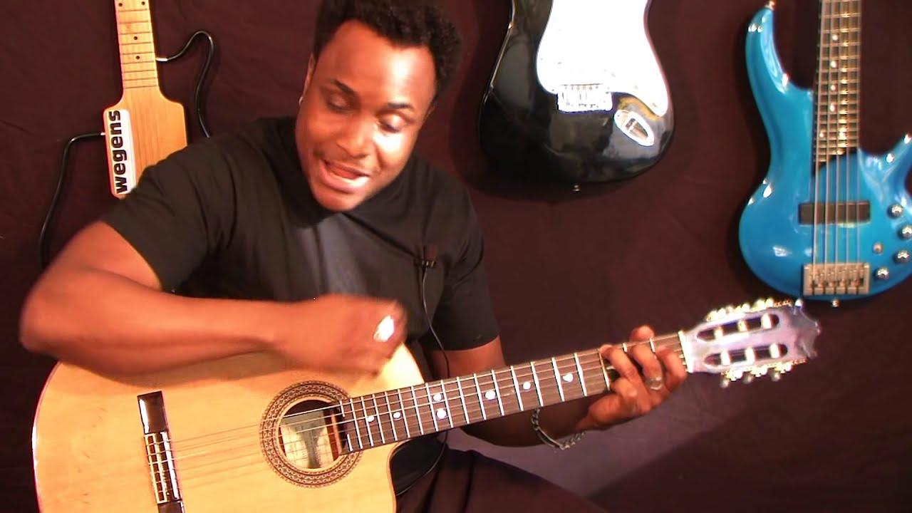 Beginner Kompa Guitar [Guitar Tutorial]