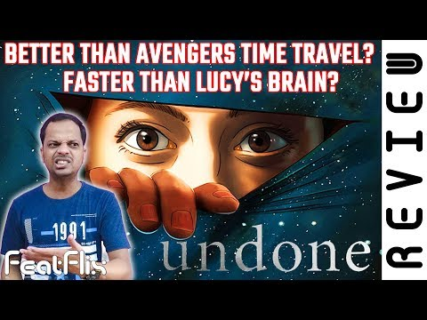 Undone (2019) Season 1 Amazon Animation, Drama, Fantasy Tv Series Review In Hindi | FeatFlix