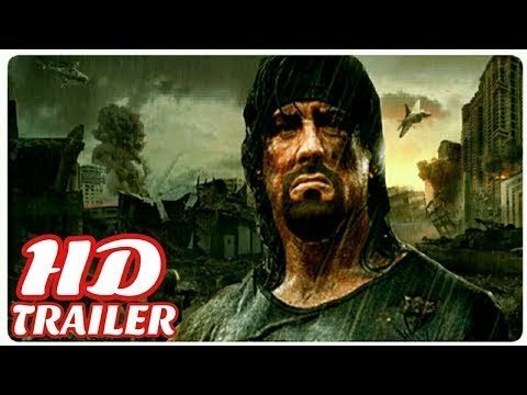 RAMBO 5  LAST BLOOD 2019 Trailer Concept   Sylvester Stallone Movie