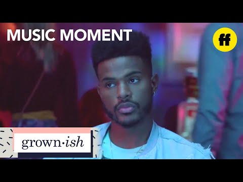 "grown-ish | season 1, episode 10 music: redwood - ""aint turn up like me"" 