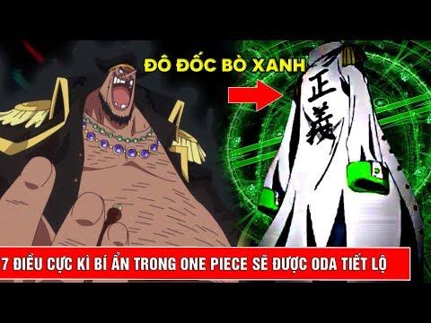 7 điều cực kì bí ẩn ai cũng muốn biết có thể sẽ được tác giả One Piece tiết lộ sau khi bem Kaido - Thời lượng: 10:05.
