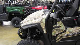 3. Romney Cycles 2019 Yamaha Wolverine X4 Realtree Edge Camo For Sale