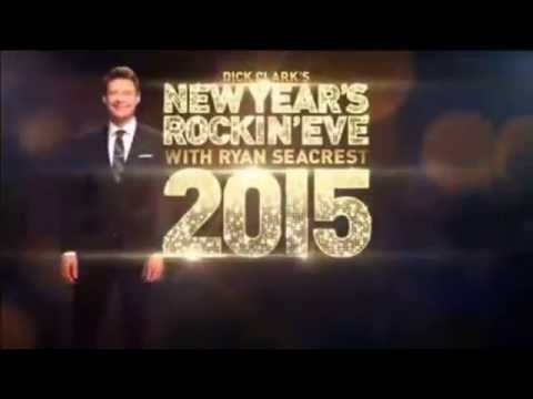 Dick Clark's New Years Rockin Eve with Ryan Seacrest 2014 commercial