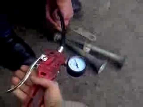 Как сделать пневмосигнал видео