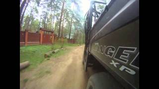 8. Polaris Ranger 800 XP EPS 2011