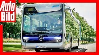 Zukunftsvision: Mercedes-Benz Future Bus / Nächste Haltestelle: Zukunft! by Auto Bild