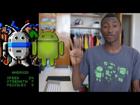 android - Little known facts about Android that make it incredibly awesome. 5: Android's Origins (0:21) 4: Android's Bailout (1:04) 3: Android User Demographics (2:06)...