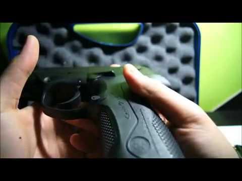 Beretta PX4 Storm 9mm