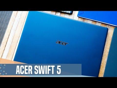 Acer Swift 5 review: el MEJOR portátil LIGERO