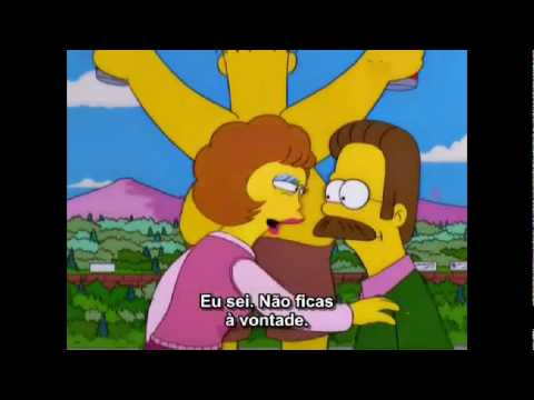 The Simpsons - The Death of Maude