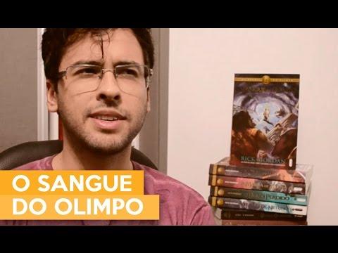 O SANGUE DO OLIMPO - Rick Riordan | Admirável Leitor