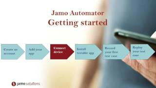Getting started with Jamo Automator