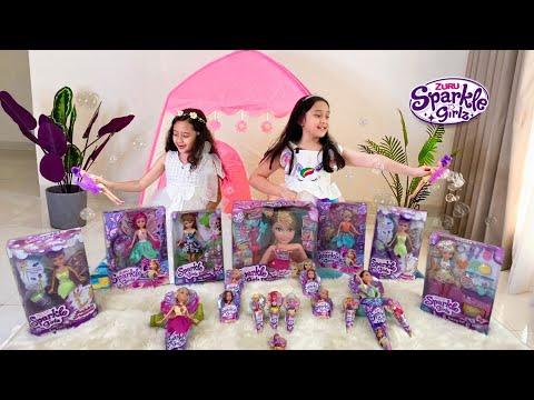 Unboxing Mainan Baru Sparkle Girls,, WOW Banyak Banget Mainannya.. 😍