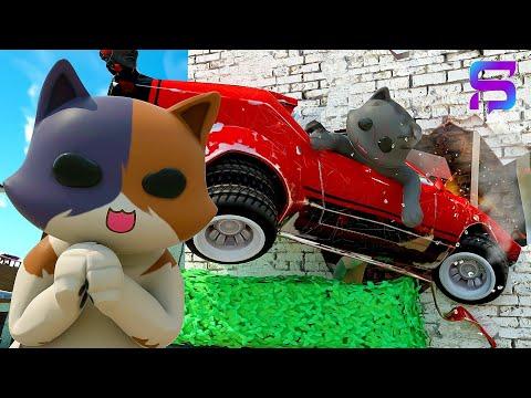 KIT SABOTAGES his BROTHERS CAR.... ( Fortnite Short  )