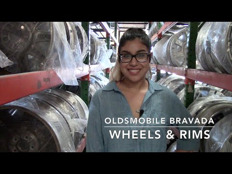 Factory Original Oldsmobile Bravada Wheels & Oldsmobile Bravada Rims – OriginalWheels.com