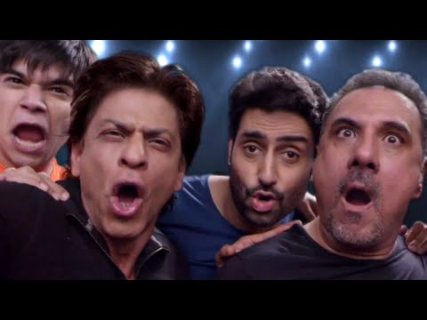 WATCH Shahrukh Khan's Selfie Promo | SLAM The Tour | Happy New Year