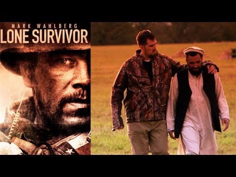 """Lone Survivor: How an Afghan and a Navy SEAL became """"brothers"""""""