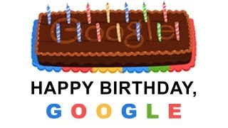 Google's 14th Birthday