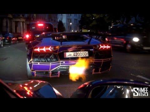 Lamborghini Aventador hiếm (hay là cho lên luôn ) :))