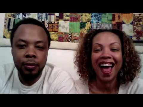 Husband And Wife Debate About Natural Hair Management