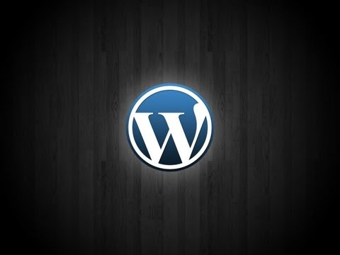 Tutoriel créer son site web – L'installation de WordPress