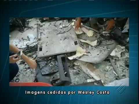 Bandidos armados invadem sede de mineradora VALE em Ourilândia do Norte no Pará