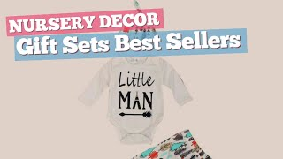 Gift Sets Best Sellers Collection | Nursery Decor