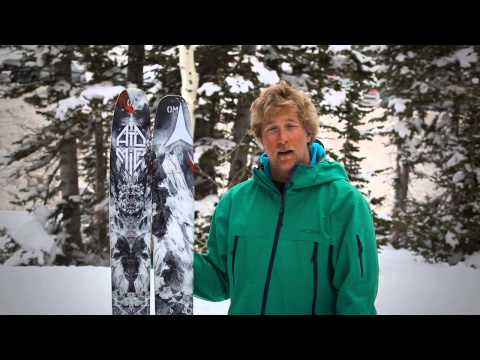 2014 Atomic Automatic Ski Overview