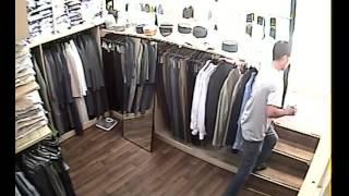 Aksa Giyime Giren Hırsız