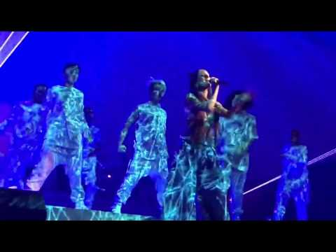 Break Free W  Note Change   Ariana Grande Live In Buffalo At The Dangerous Woman Tour HD