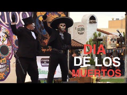 """DIA DE LOS MUERTOS """"DAY OF THE DEAD""""    Vlog #8"""