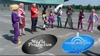 Video Clip Cosplay (Code Lyoko) Japan-Expo 2013 MP3, 3GP, MP4, WEBM, AVI, FLV Juni 2018