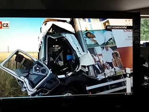 Nehoda DAK kamionu
