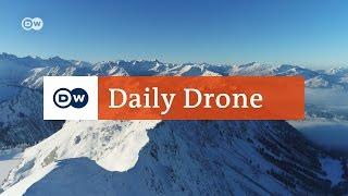 #DailyDrone: Nebelhorn