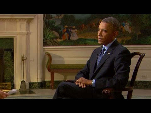 president - The president sits down with Steve Kroft for a wide ranging interview about foreign and domestic issues, including the bombing campaign he ordered against ISIS. Watch Steve Kroft's full...