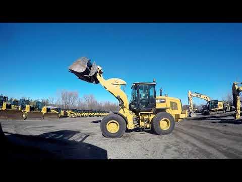 CATERPILLAR WHEEL LOADERS/INTEGRATED TOOLCARRIERS 938K equipment video 1gjC3erxo5w