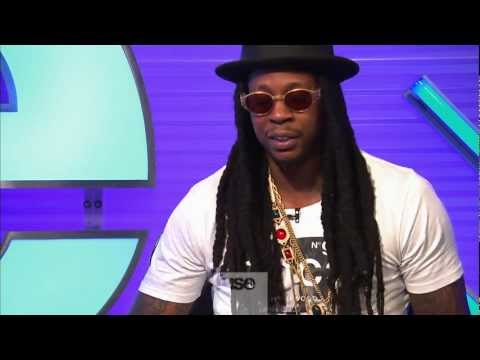 Lil Wayne (Musical Artist) - 2 Chainz talks to Ashanti about his early days as Tity Boi with Lil Wayne and working with Kanye West on