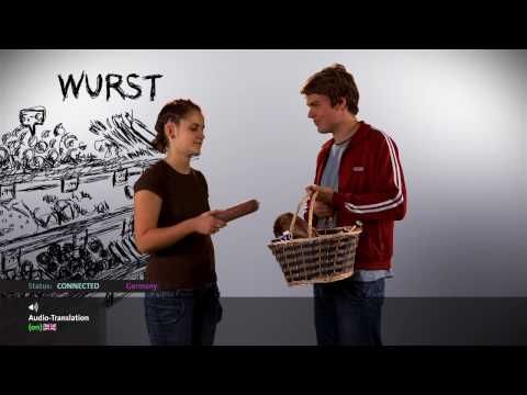 german - Learn the basics of German language in a couple of minutes. This video is part of a project called