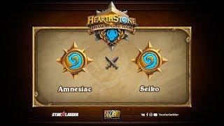 Amnesiac vs Seiko, game 1