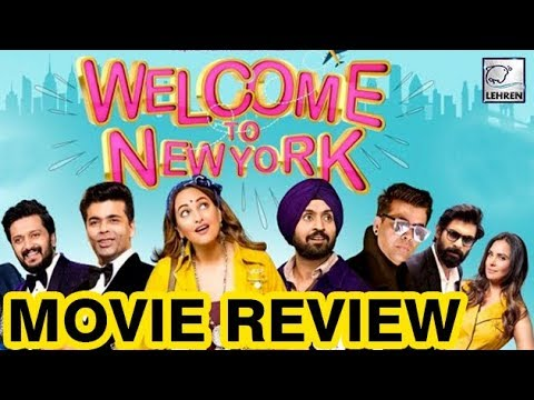 Welcome To New York MOVIE REVIEW | Sonakshi Sinha
