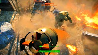 FALLOUT 4 Nuke the Behemoth!