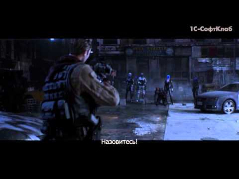 Resident Evil Operation Raccoon City Trailer