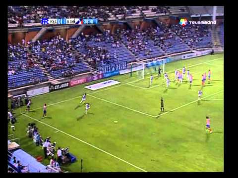 2011/12.- RC Recreativo de Huelva 1 vs Atlético Madrid 2 (Final Trofeo Colombino)